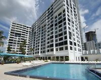 RENT- LOUER   FLORIDA HALLANDALE HOLLYWOOD CONDO BEACH PLAGE