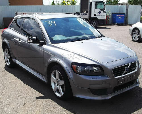 2008 volvo c30 sport t5 a r design 2 5 theft recovered in tewkesbury gloucestershire gumtree. Black Bedroom Furniture Sets. Home Design Ideas