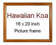 Hawaiian Picture Frames