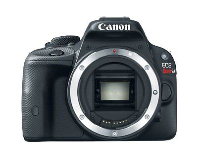 Canon EOS Rebel SL1 Body Digital Camera with 3-inch Touchscreen and Full HD