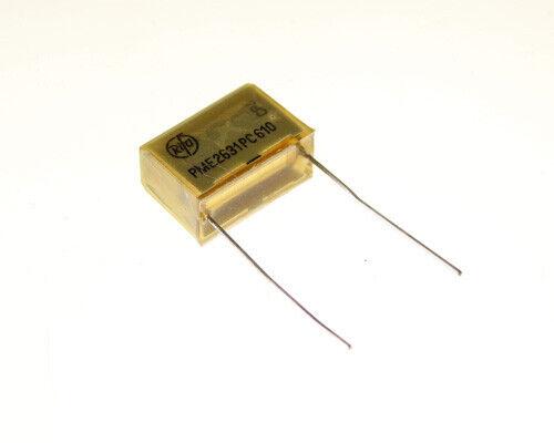 PME2631PC610 RIFA CAPACITOR 0.1UF 1000V BOX CAP RADIAL