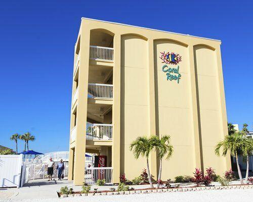 1 BEDROOM, CORAL REEF BEACH RESORT, FIXED WEEK 25, ANNUAL, TIMESHARE, DEEDED - $1,950.00