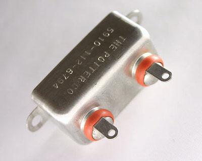 New Cp54b1ef104k .1uf 600vdc Oil-paper Hermetically Sealed Bathtub Capacitor