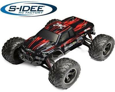 s-idee® 18175 9115 RC Auto wasserabweisender Monstertruck 1:12  2,4 GHz