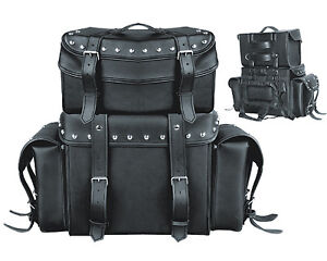 ULTIMATE MOTORCYCLE TOURING BAG LIQUIDATION $129.99