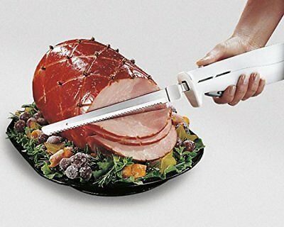 Roast Beef Electric Carving Knife Turkey Best Easy Slice Electric Knife,