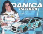 Danica Patrick NASCAR Postcards