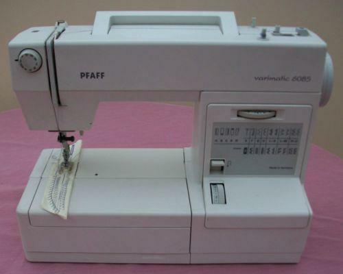 Used Pfaff Sewing Machine | eBay