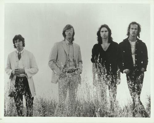 Doors/Jim Morrison VTG B/W Promo 8x10 Photograph Publicity Rock Print Elektra C