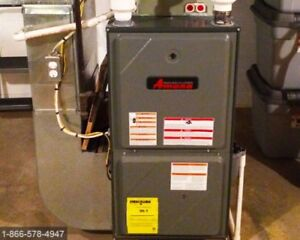 Furnaces, Air Conditioners - No Upfront Cost +Get $100 Cash Back