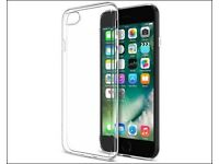 iPhone 7 plus transparent case