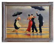 Jack Vettriano Canvas