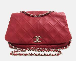 Chanel Large Soft Caviar Flap Bag
