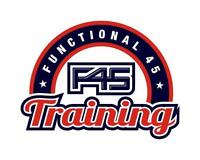 Energetic & Positive Personal Trainer for new F45 Location!