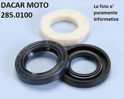 285.0100 Série Joints D'Huile Polini Carter Moteur Peugeot 103 104 105 Gl 10 –