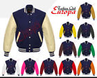 Varsity Blue Coats & Jackets for Men