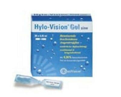 Hylo Vision Gel sine Einzeldosispipetten 60x0.35 ml PZN: 4522014