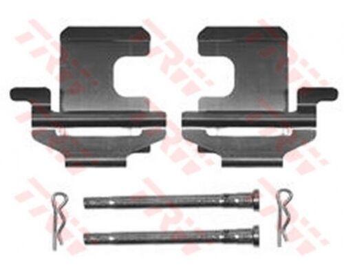 TRW Bremsbelag-Zubehörsatz Scheibenbremse PFK389