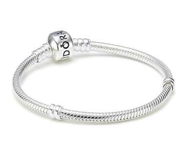 PANDORA Armband Sterling Silber 925 590702-19HV 19cm Bettelarmband NEU & OVP