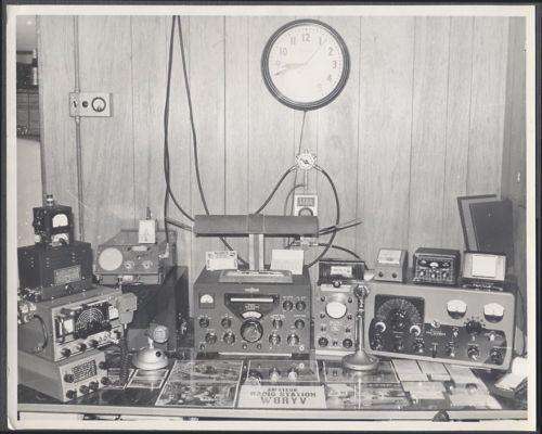Johnson Viking Radio