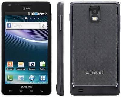 Black Samsung Infuse i997 Dummy Sample Phone