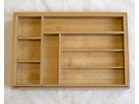Expandable Cutlery Drawer Insert
