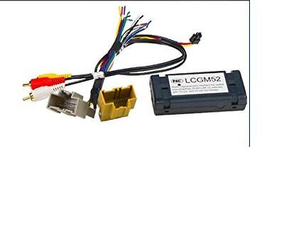PAC LCGM52 Radio Replacement Interface w/ Chime Retention for 2016-17 GM Trucks