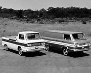 1964 Chevy Van