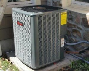 NEW FURNACES AND AIR CONDITIONERS - RENT TO OWN - BEST PRICES!!