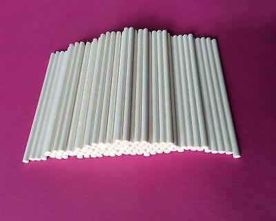 100 CAKE POP STICKS Lollipop Kuchen am Stiel 11,5 cm Lutscher TOP Qualität