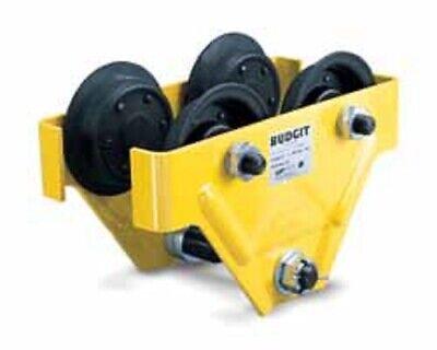 Cmco - Budgit 2-ton Capacity Hook Suspension Push Type I-beam Trolley