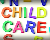 Child care available / service de garderie