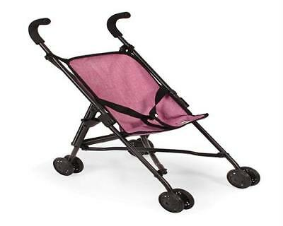 Bayer CHIC 2000 Mini-Buggy Puppenbuggy Puppenwagen Roma Pink 60170