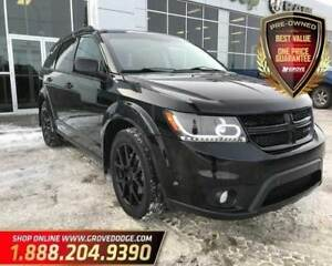 2015 Dodge Journey R/T| AWD| Leather| DVD| Remote Start