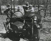 WWII Motorcycle