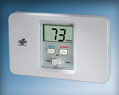 Source One Value Residential Programmable Thermostat  S1 Thec11p5s