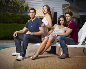 Dallas-Cast-52407-8x10-Photo