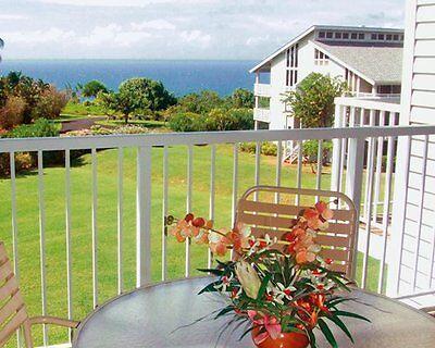 CLIFFS CLUB RESORT *PRINCEVILLE* KAUAI, HI *VACATION in Paradise*