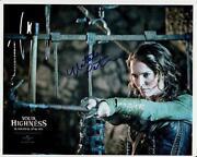 Natalie Portman Signed