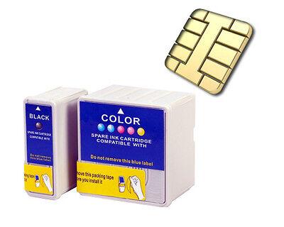 4 Druckerpatronen kompatibel für Epson Stylus Photo 810 (kein original Epson) (Epson Stylus Photo Drucker)