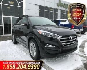 2018 Hyundai Tucson Low KM| Sunroof| Leather| Bluetooth| AUX