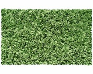 Shaggy Raggy Rug in Lime by The Rug Market - Size 2.8 x4.8 Feet