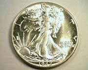 Walking Liberty Half Dollar UNC
