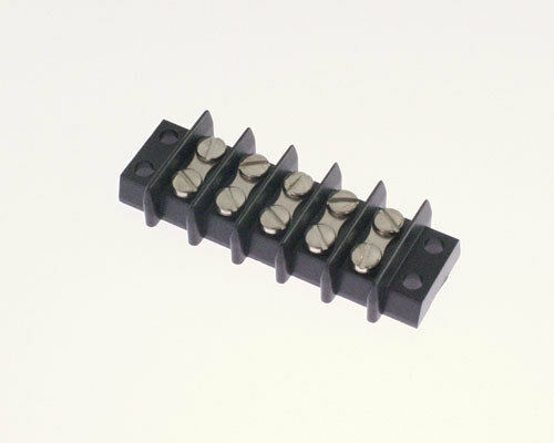 12x 5-141 Cinch 5 Position Double Row Terminal Barrier Block Board Strip 5pos
