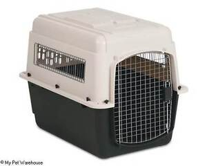 Pet Dog Crate Medium/Large Near New Carrier Kennel *RRP $190 WOW* Hawthorn Boroondara Area Preview