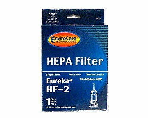 (1) Eureka HF2 Hepa Pleated Filter HF-2 Eureka Upright Ultra Smart, Boss, Ome...