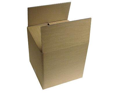 20 Postal Storage Cardboard Boxes 12 x 9 x 9