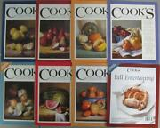 Cooks Illustrated Lot