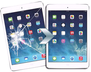 Ipad screen replacement start from  $55