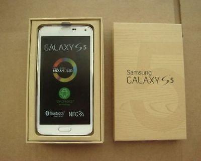 NEW Samsung Galaxy S5 SM-G900P 16GB WHITE (SPRINT) G900P CLEAN ESN